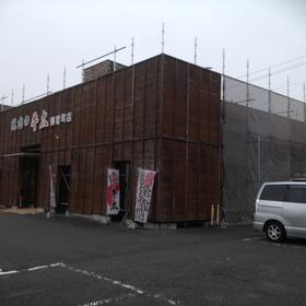 焼肉店改装工事 Before