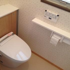 トイレ入れ替え工事 After
