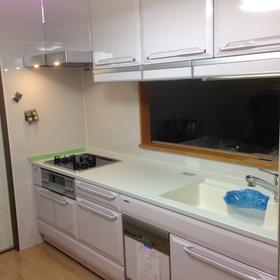 キッチン、トイレ入れ替え工事 After